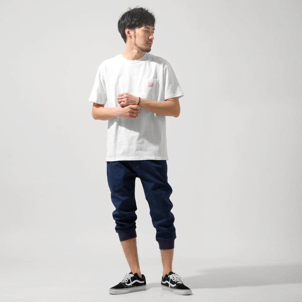 【New】KANGOL 七分縮口褲 5