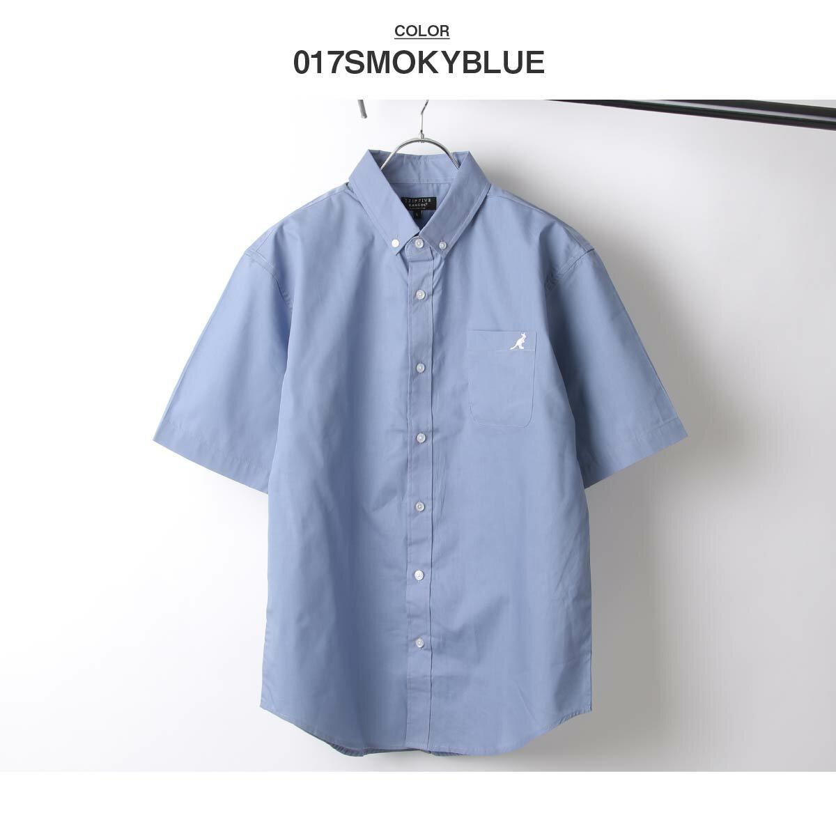 KANGOL短袖襯衫 特注款 KANGOL 袋鼠 2