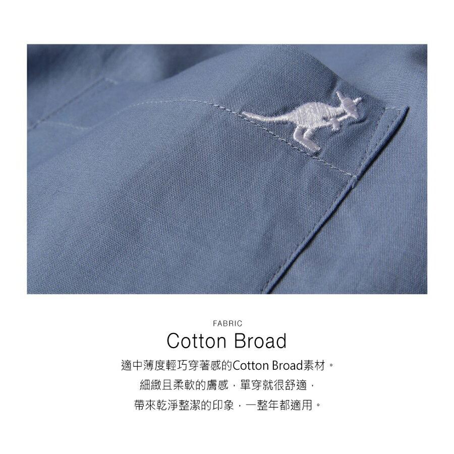 【New】KANGOL 立領襯衫 特注款 3