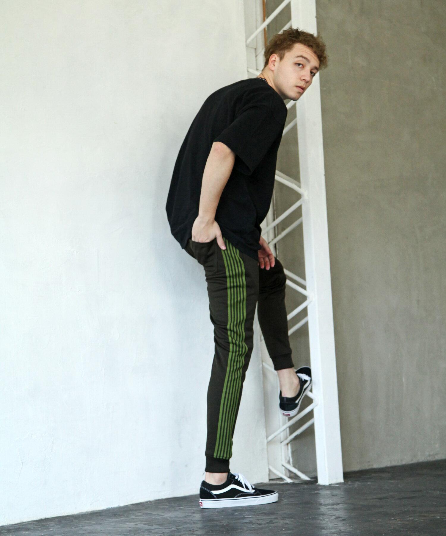【Nilway】休閒運動長褲 KANGOL聯名款 6