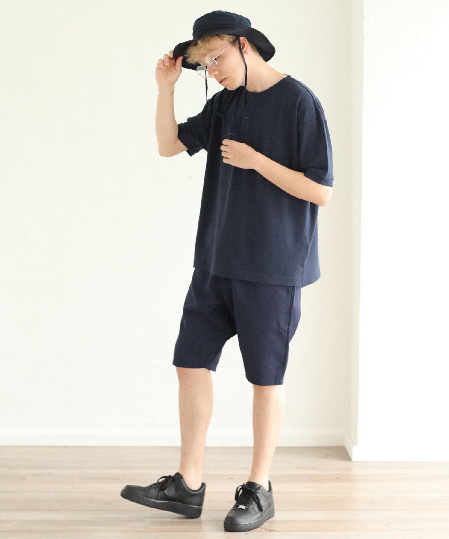 【Nilway】無領POLO衫 2