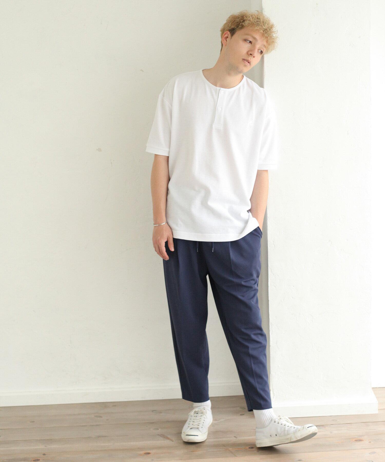 【Nilway】無領POLO衫 1