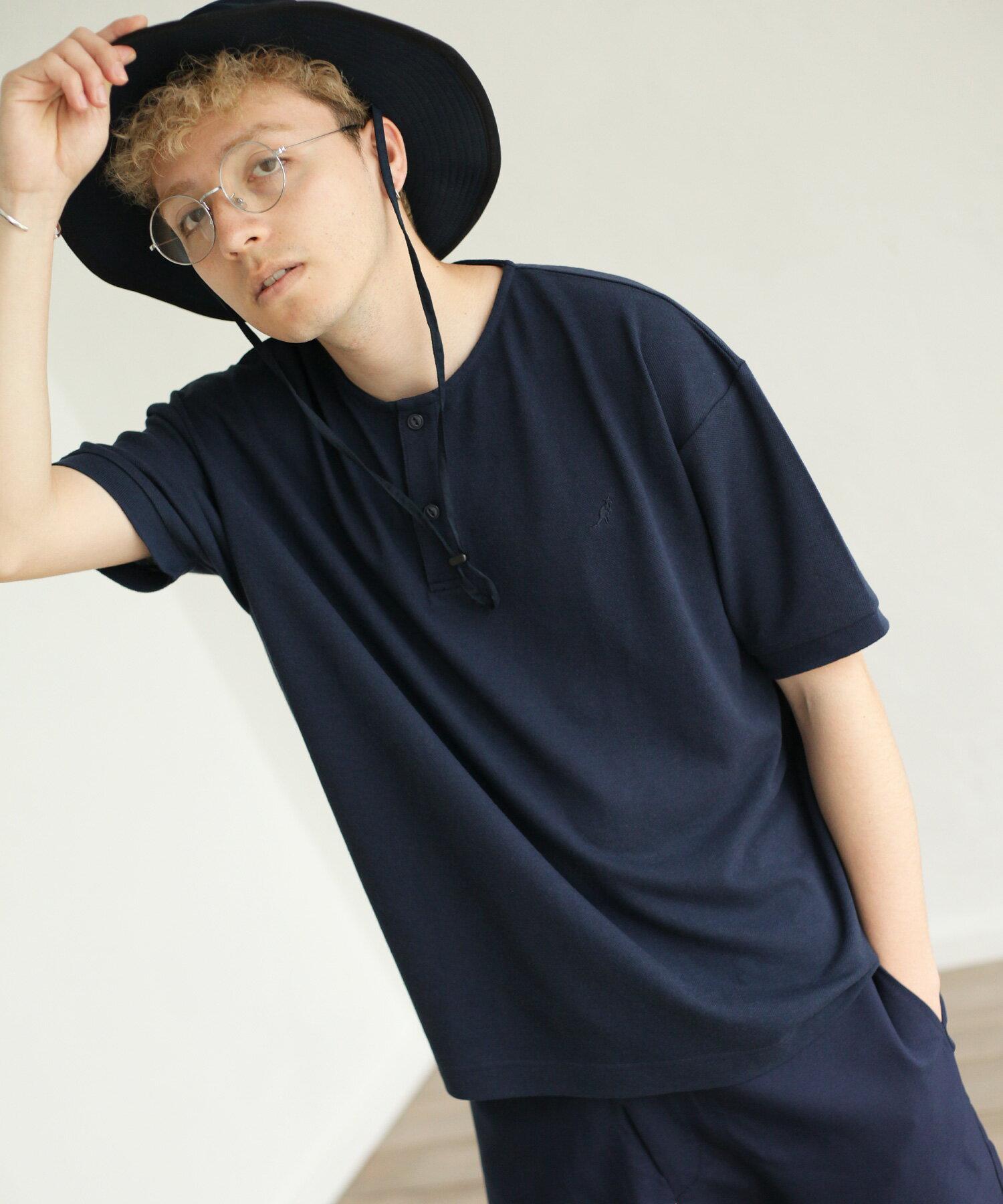 【Nilway】無領POLO衫 5