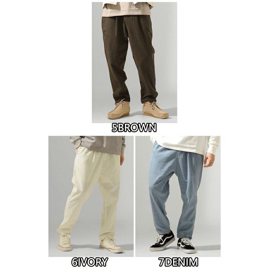 ZIP 棉麻寬褲 寬褲 3