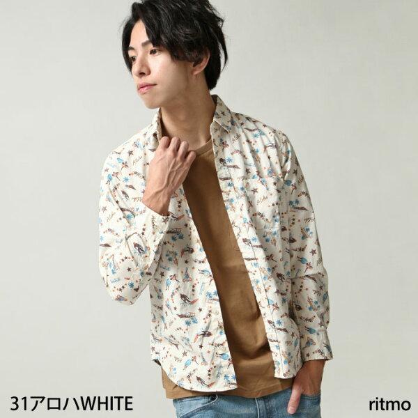 長袖襯衫日本製