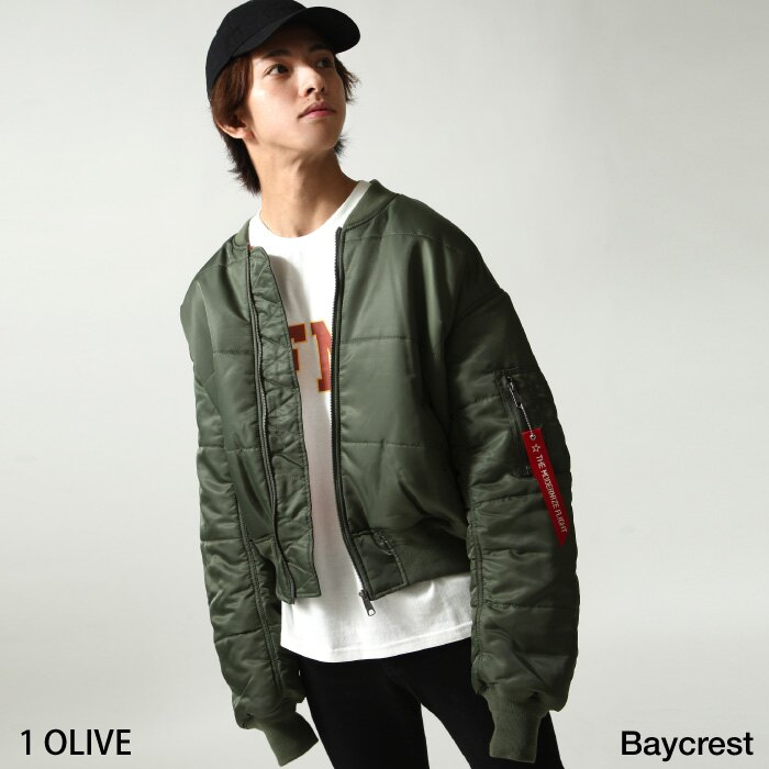MA-1飛行夾克 Oversize 0