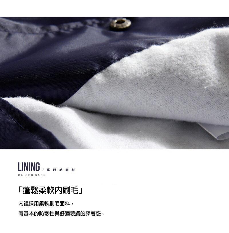 防潑水教練夾克 6