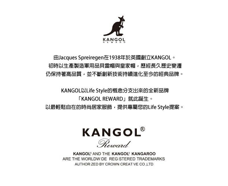 印刷大學Tee 男孩風 KANGOL REWARD 4