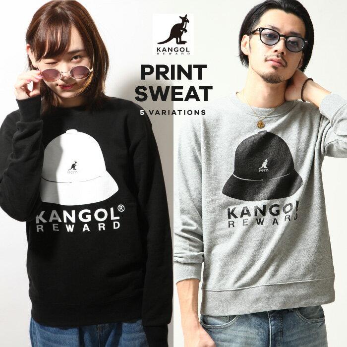 印刷大學Tee 男孩風 KANGOL REWARD 1