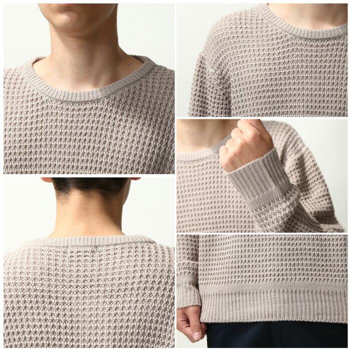 寬版針織衫 5