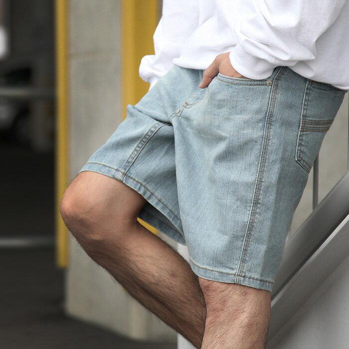 丹寧短褲 7