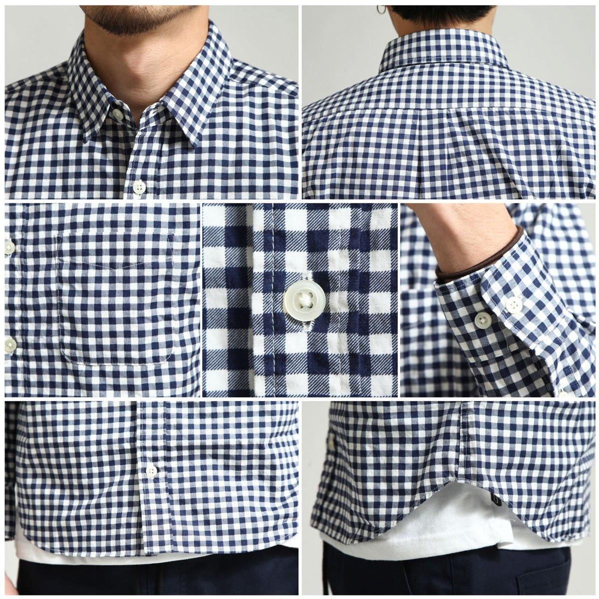 長袖襯衫 日本製 6