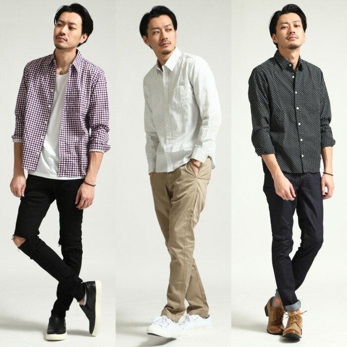 長袖襯衫 日本製 8