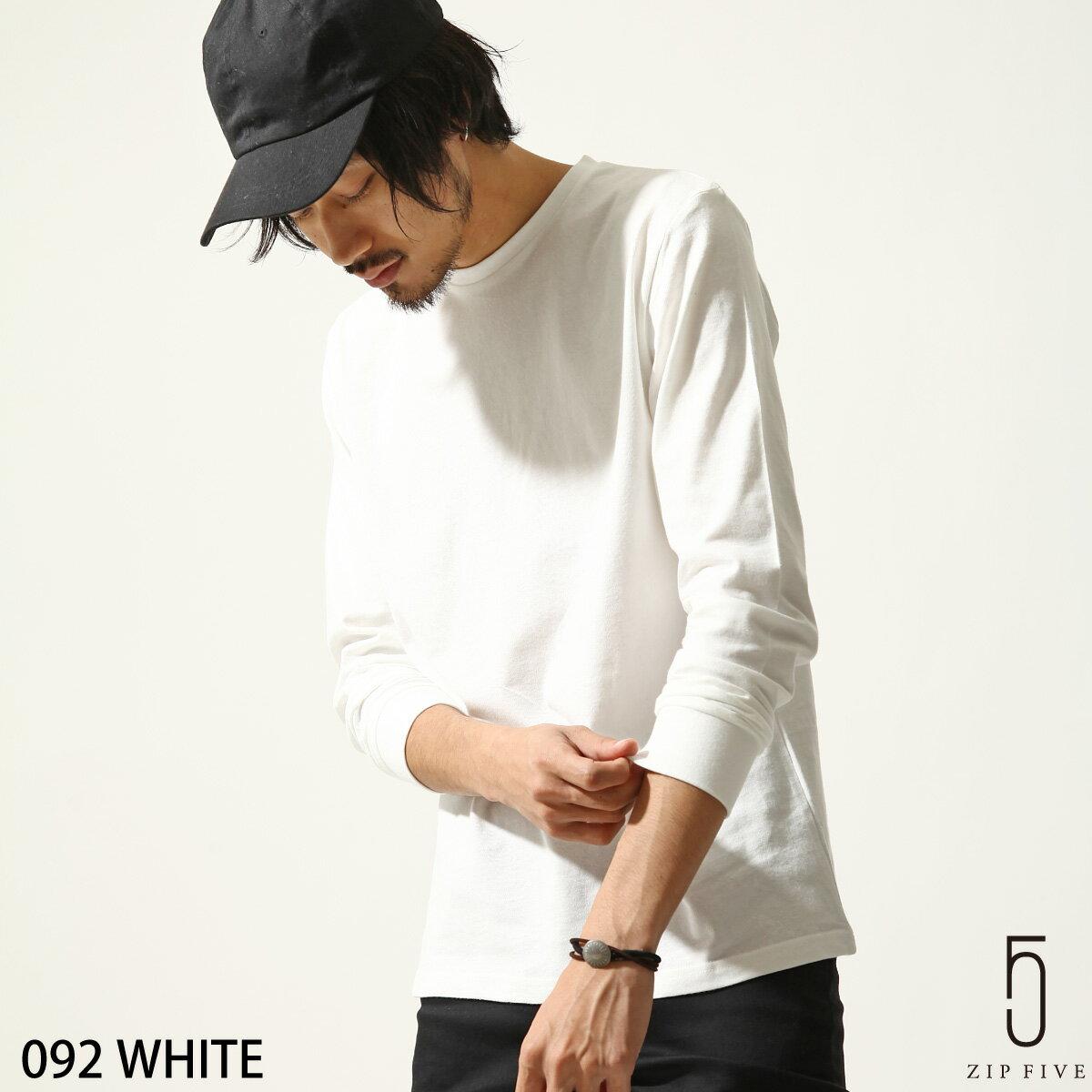 素色T恤 長袖 0