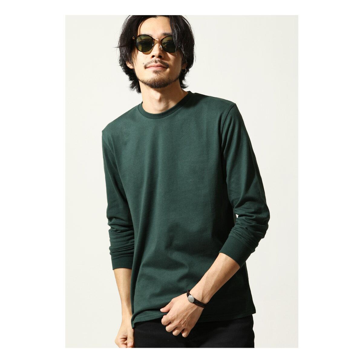 素色T恤 長袖 6