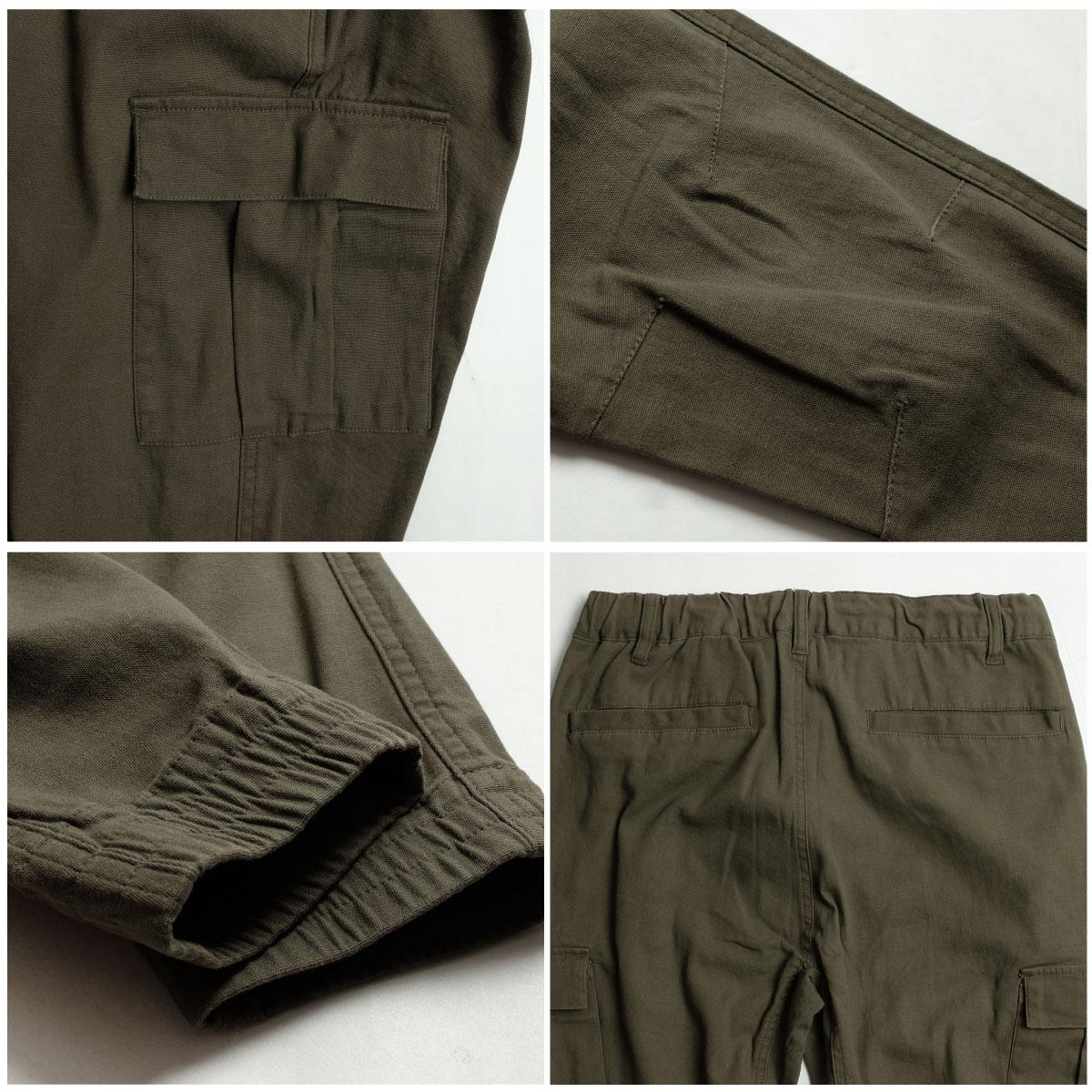 工作褲 錐形褲 4