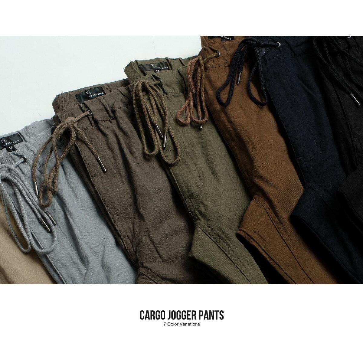 工作褲 錐形褲 6