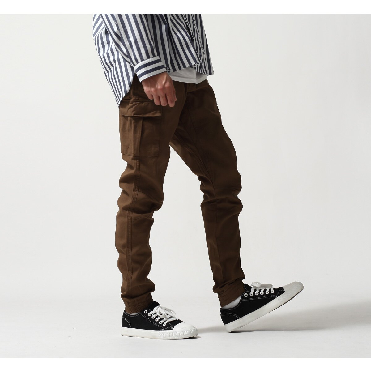 工作褲 錐形褲 7