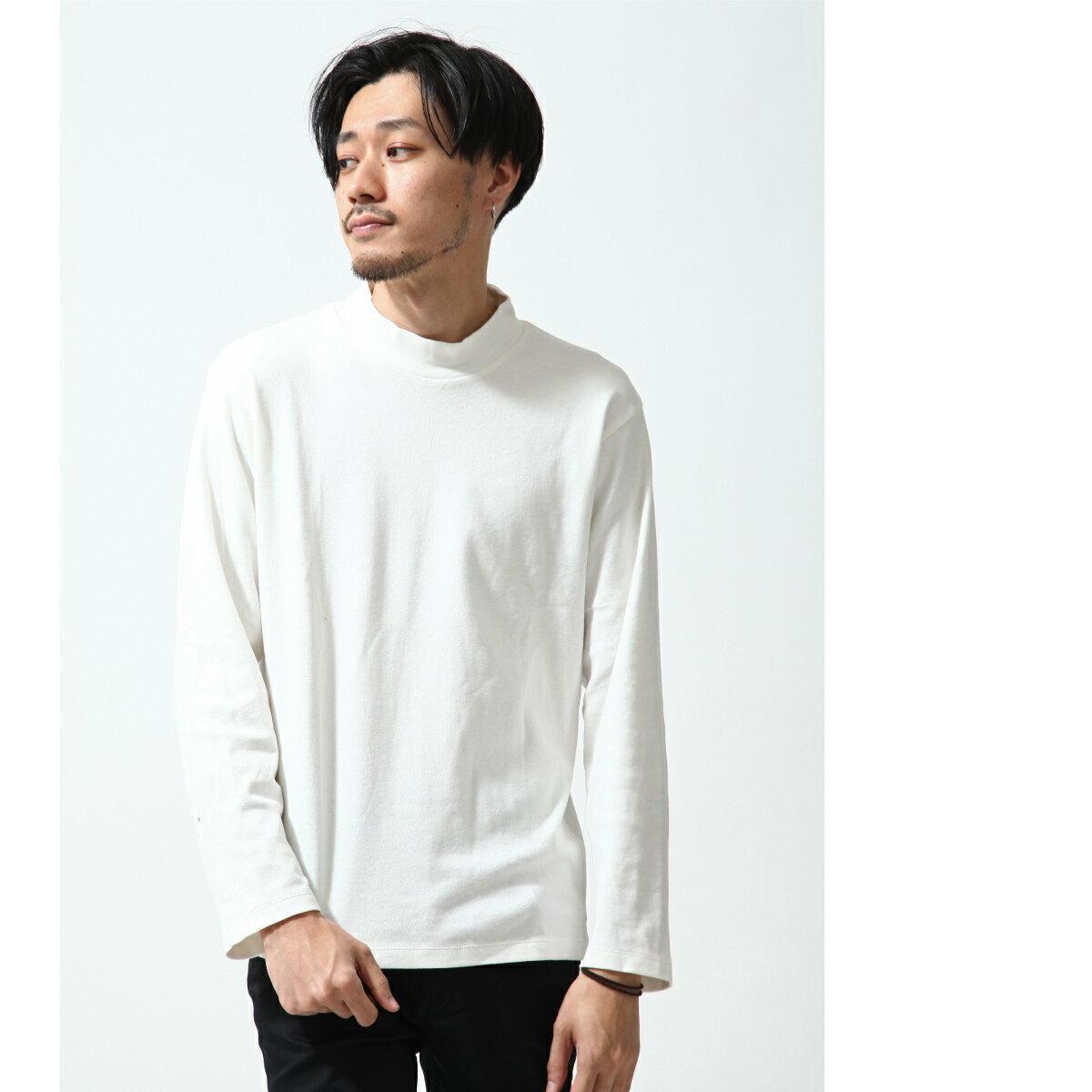 長袖T恤 中高領 7
