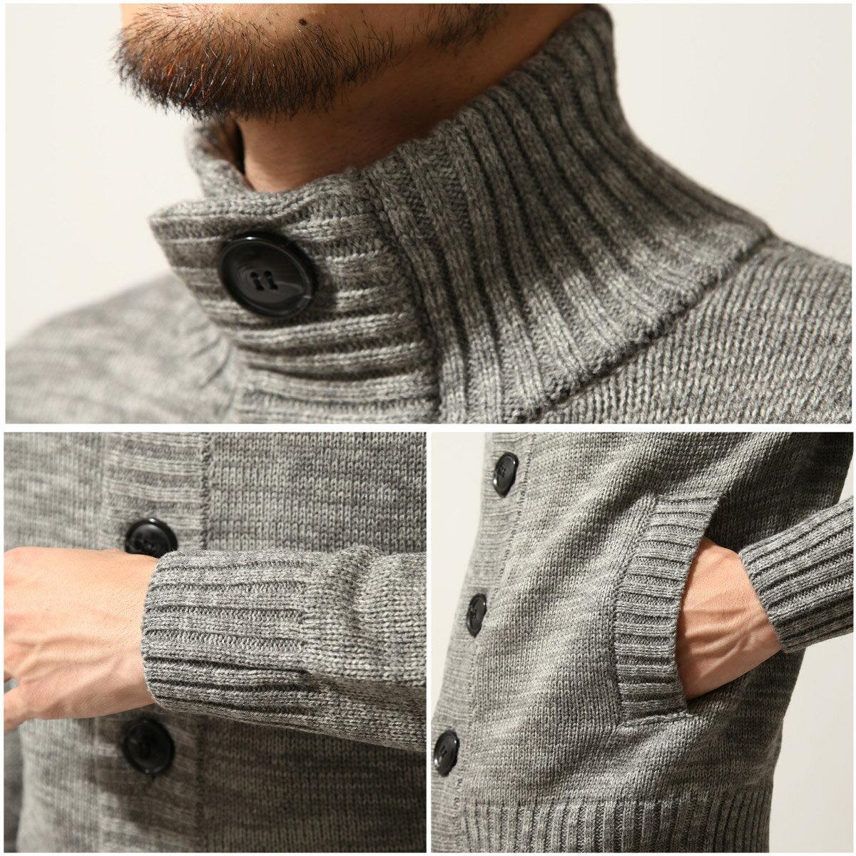 針織外套 高領 3