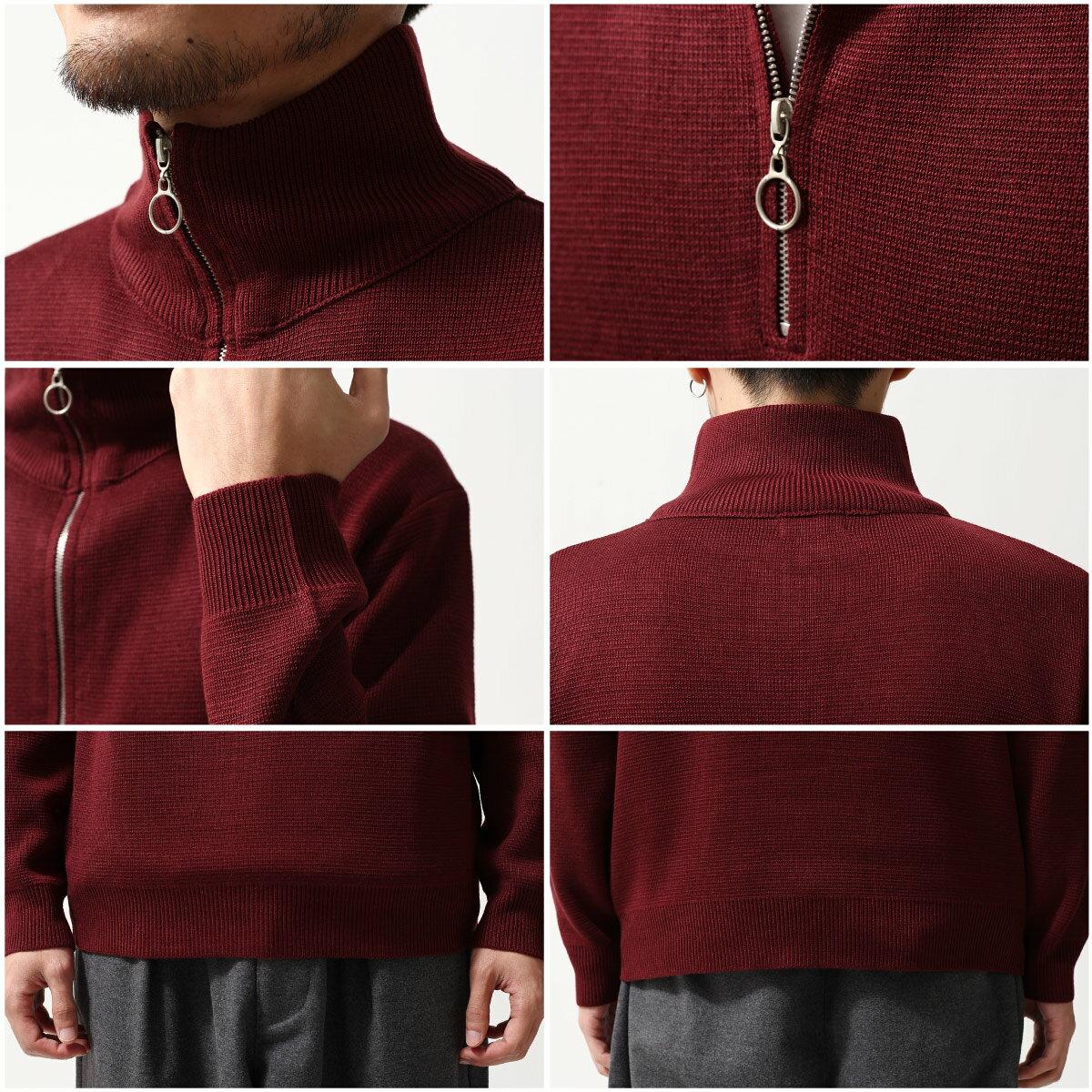 長袖針織衫 高領 5