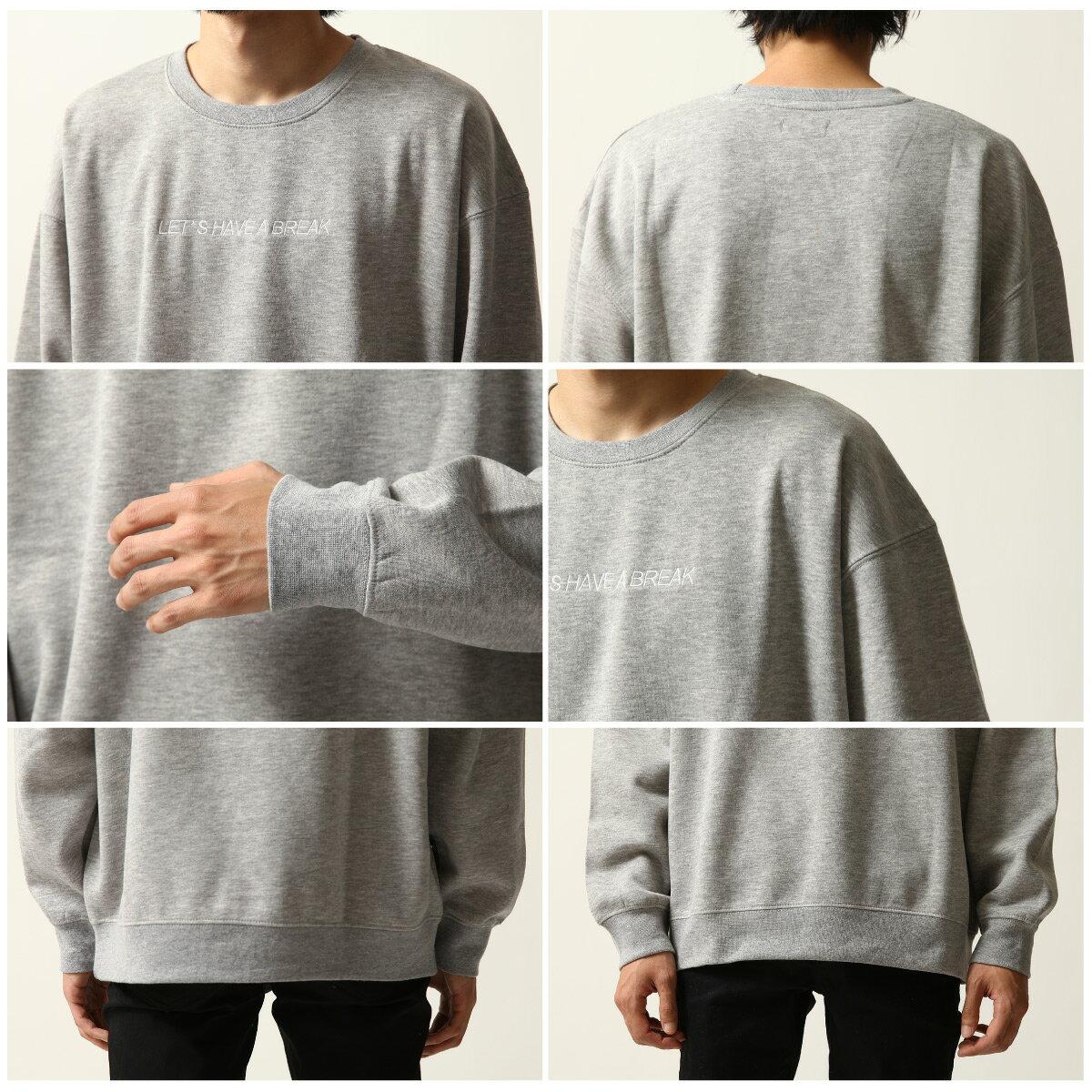 簡約運動衫 長袖 4