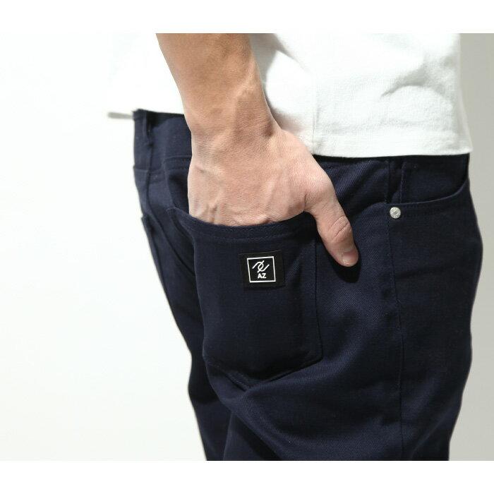 【現貨】 窄管褲 顯瘦俐落 【azb-801-aa】 4