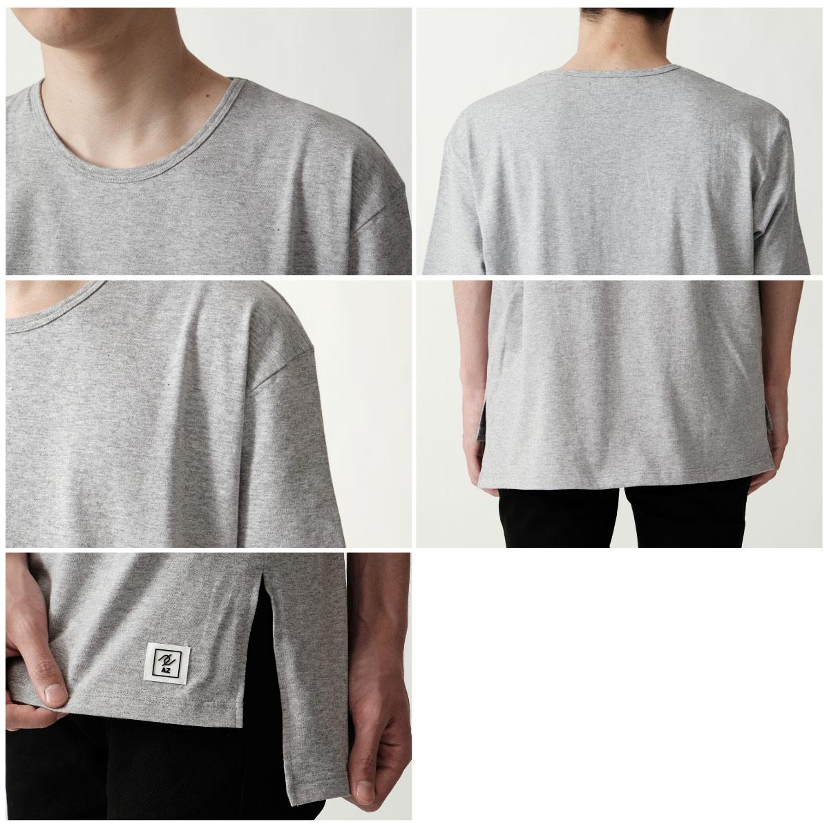 長版T恤 短袖 3