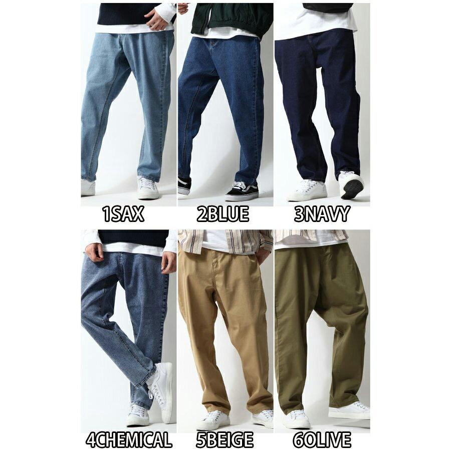牛仔褲 寬褲 2