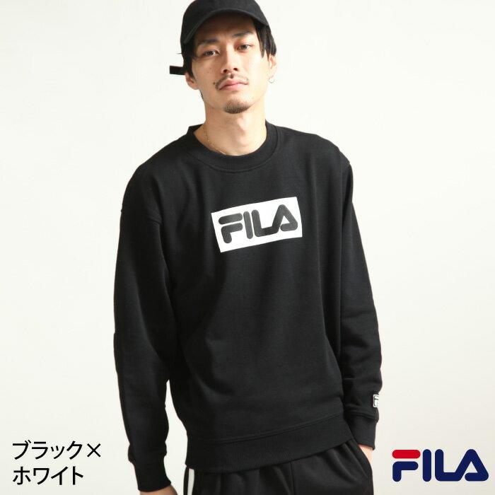 長袖T恤 FILA
