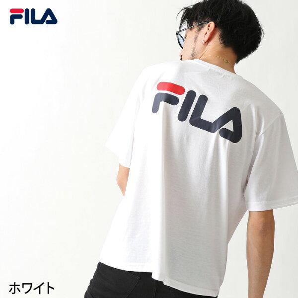 寬版T恤FILA
