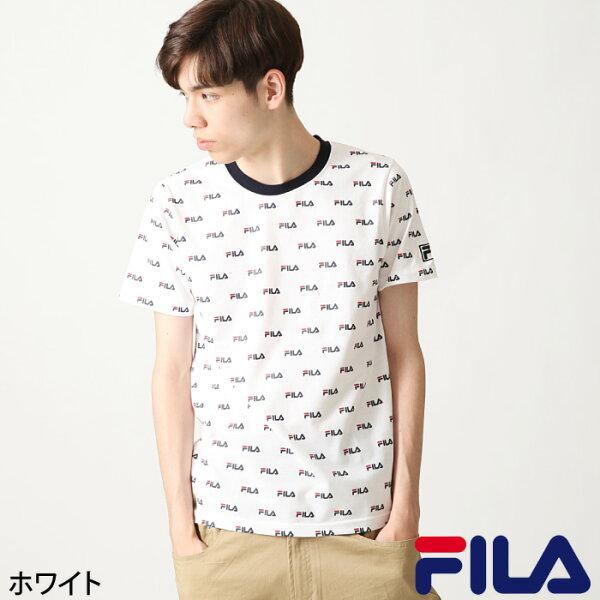 印花T恤FILA