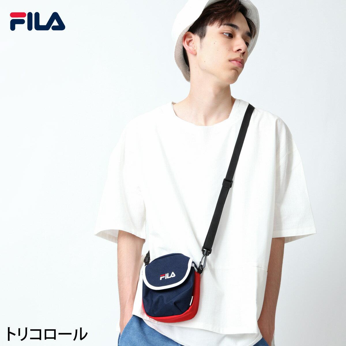 斜肩包 FILA