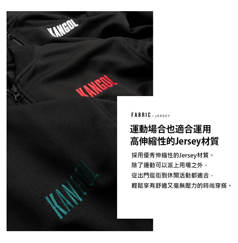 白線運動夾克 KANGOL聯名款 7