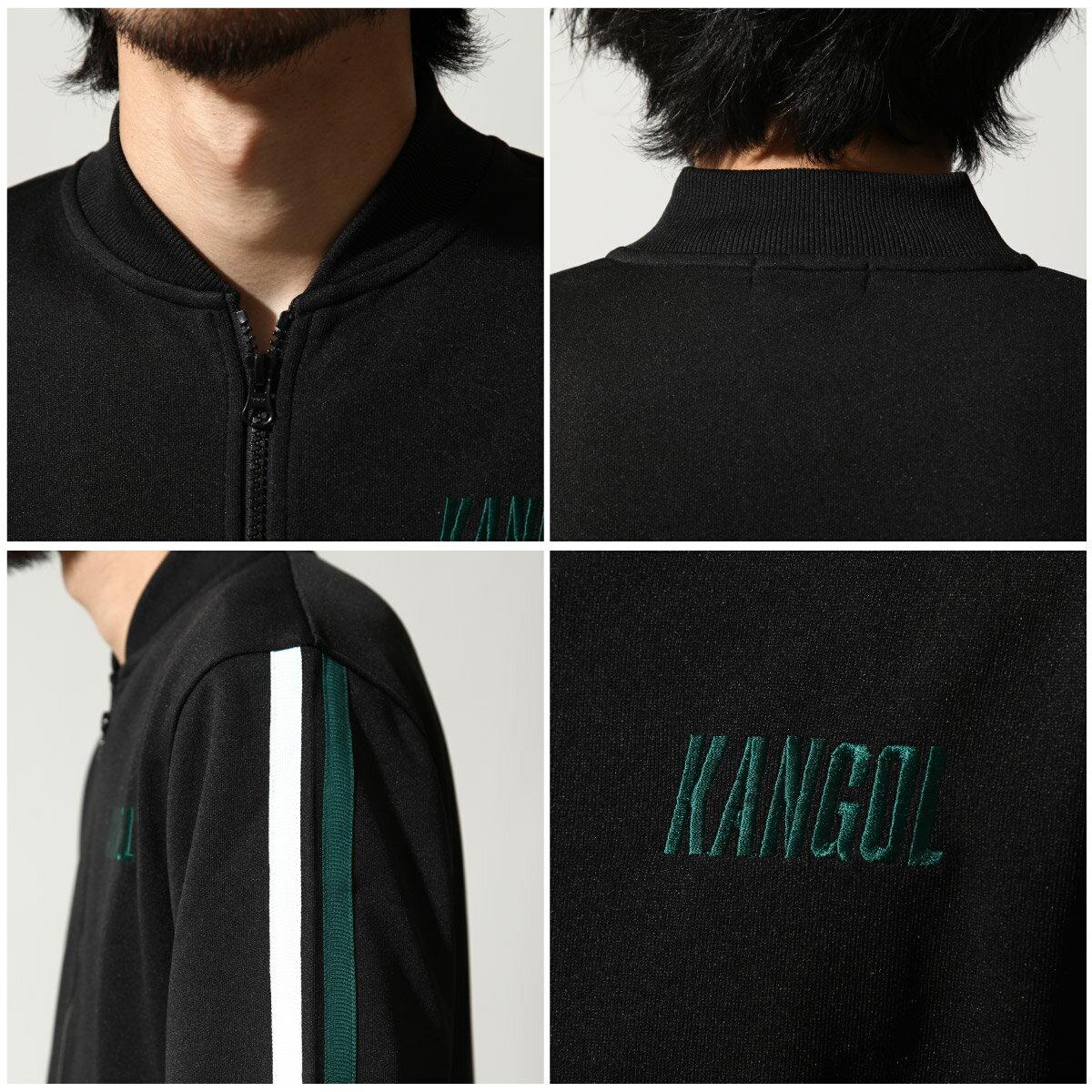 白線運動夾克 KANGOL聯名款 4