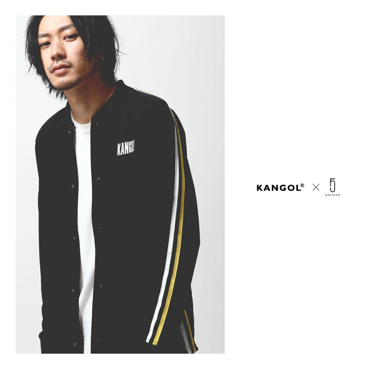 運動外套 棒球夾克 KANGOL聯名款 8