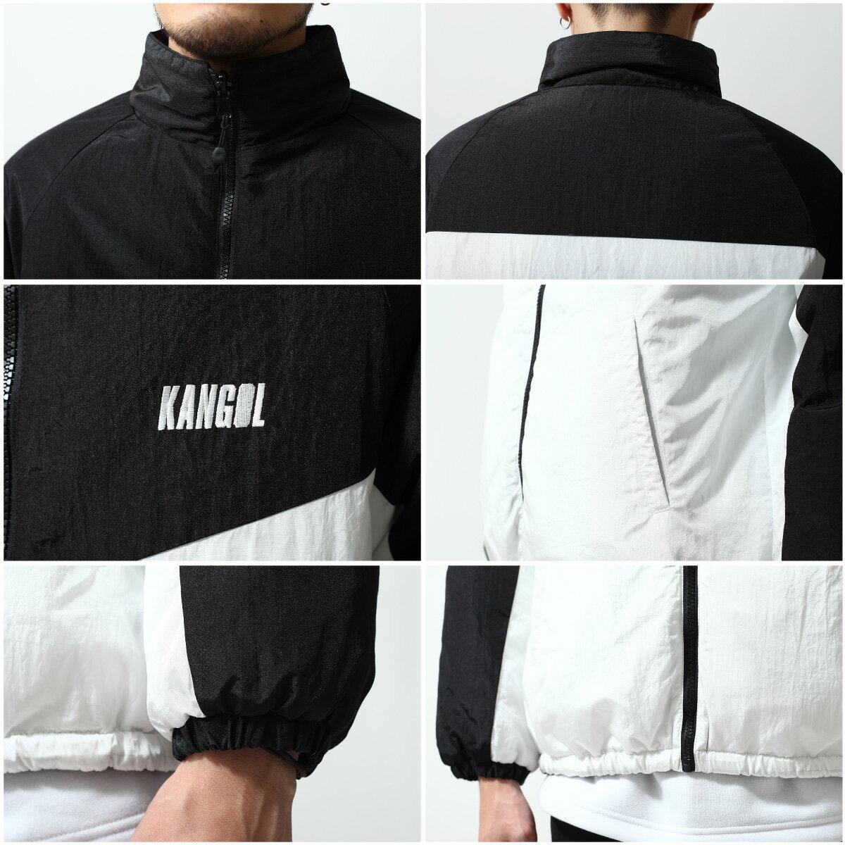 兩面穿鋪棉外套 KANGOL聯名款 3