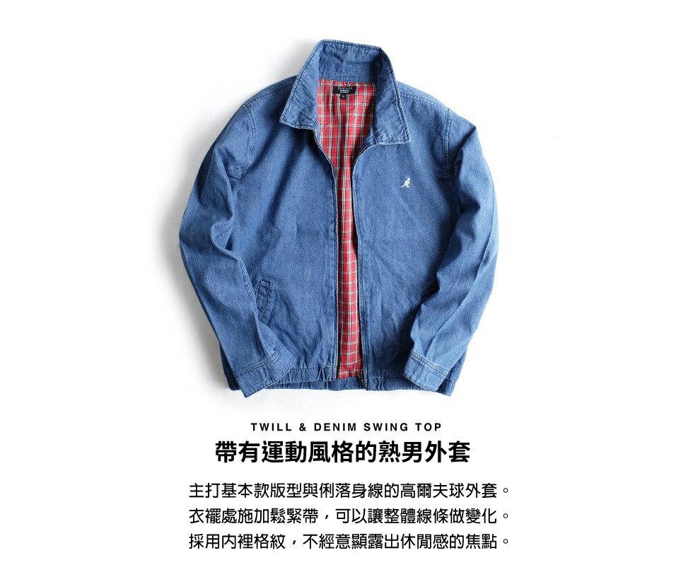 高爾夫球外套 KANGOL聯名款 5