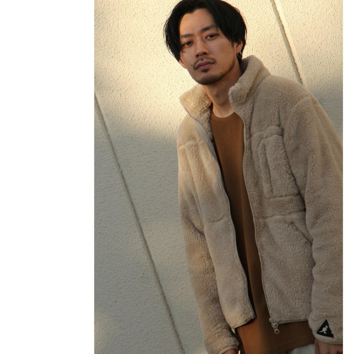 絨毛外套 KANGOL聯名款  MF這樣變型男特別曝光款 7
