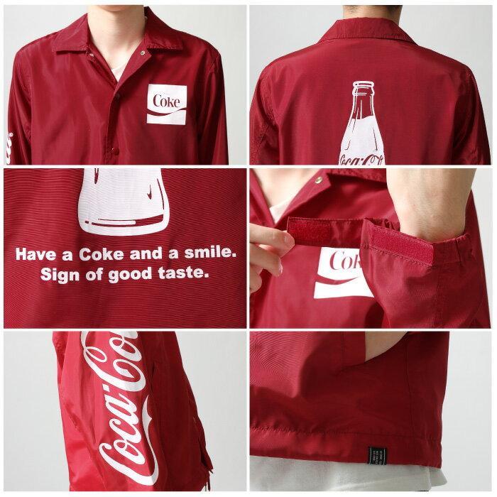教練外套 可口可樂 3