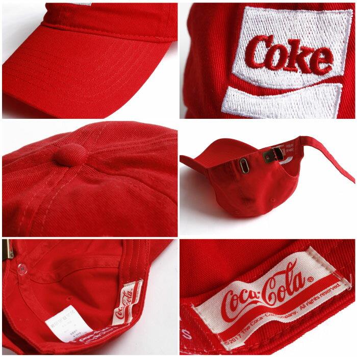 棒球帽 可口可樂 3