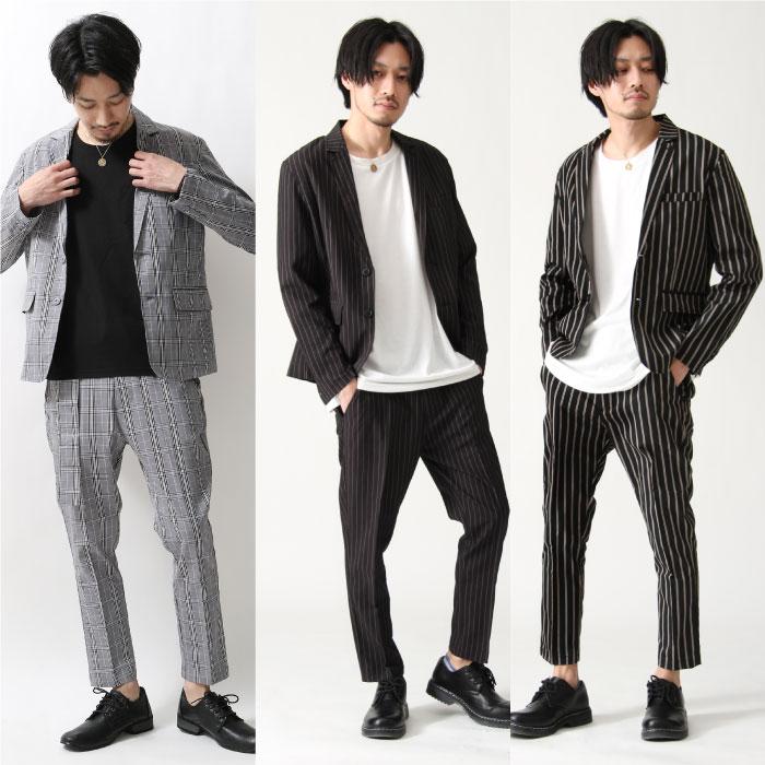 【現貨】 西裝外套 西裝褲 套組 【zp-setup005-aa】 8