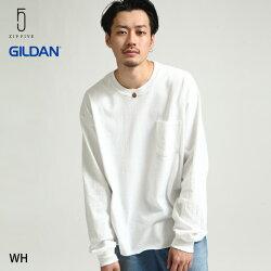 吉爾登聯名T恤 寬版 GILDAN