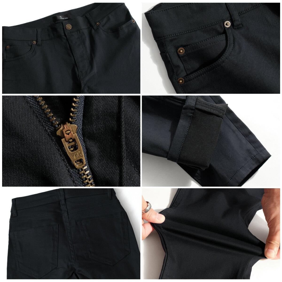 【現貨】 窄管褲 色褲 4