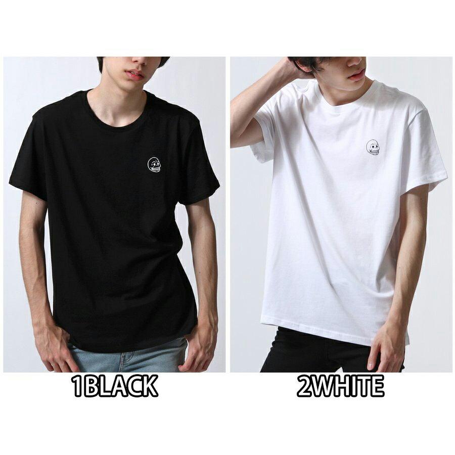 素色短袖T恤 CHEAP MONDAY 2