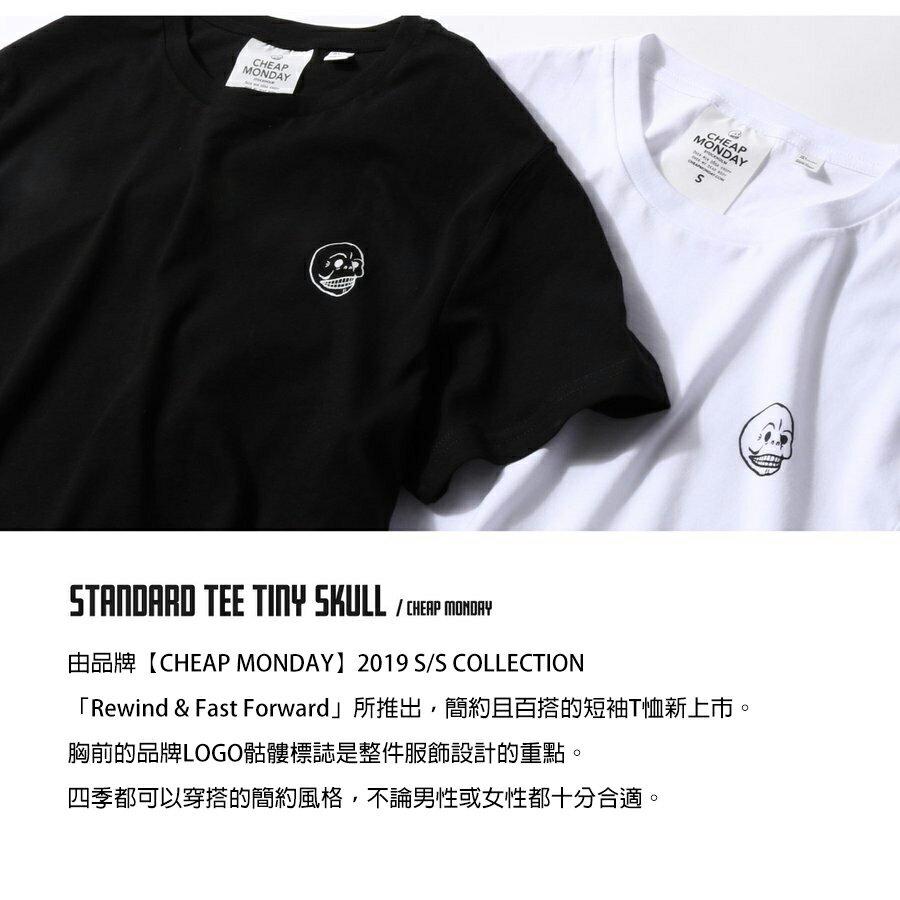 素色短袖T恤 CHEAP MONDAY 5