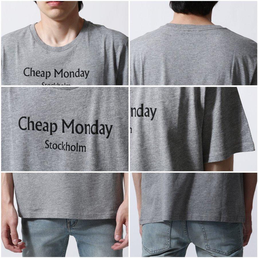 素色短袖T恤 CHEAP MONDAY 7