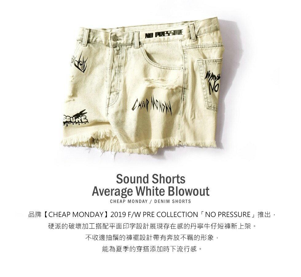 牛仔褲 短褲 6