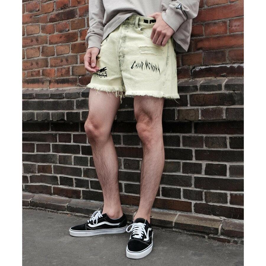 牛仔褲 短褲 1