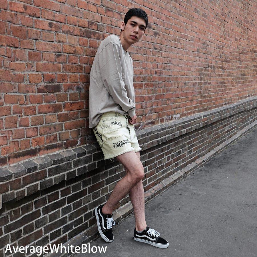 牛仔褲 短褲 2